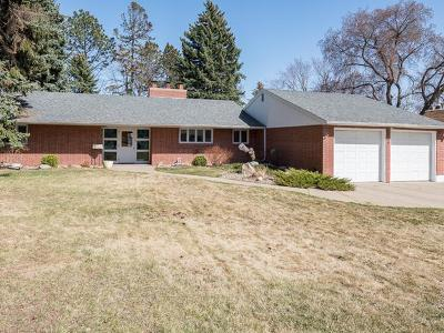 Bismarck Single Family Home For Sale: 1005 1st St N