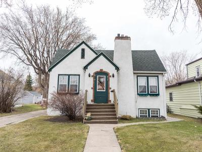 Bismarck Single Family Home For Sale: 815 9th St N