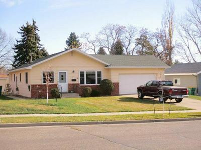 Bismarck ND Single Family Home For Sale: $244,900