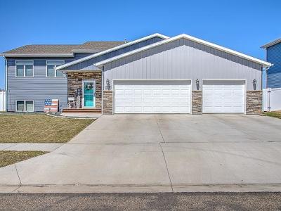 Bismarck Single Family Home For Sale: 218 Brandenburg Lp