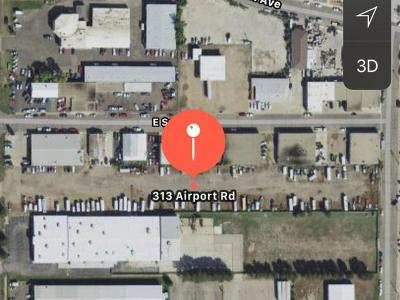 Bismarck Commercial For Sale: 313 Airport Rd