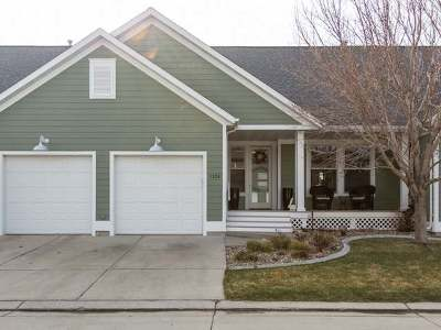 Bismarck Condo/Townhouse For Sale: 1326 Bayview Ct