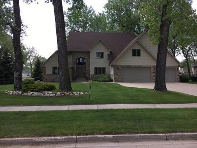 Mandan ND Single Family Home For Sale: $509,900