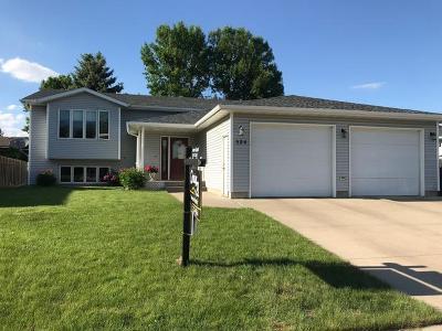 Bismarck Single Family Home For Sale: 524 Wachter Av E