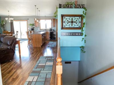 Bismarck Single Family Home For Sale: 3400 Frost La