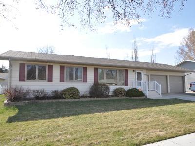 Bismarck Single Family Home For Sale: 1320 Portland Dr