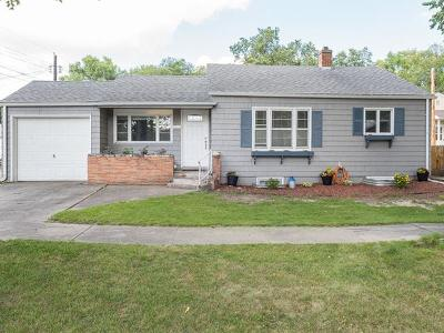 Bismarck Single Family Home For Sale: 912 Ave F E