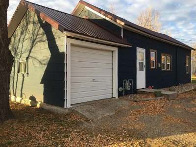 Washburn Single Family Home For Sale: 211 2nd Avenue