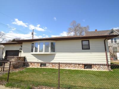 Mandan Single Family Home For Sale: 204 3rd St NW