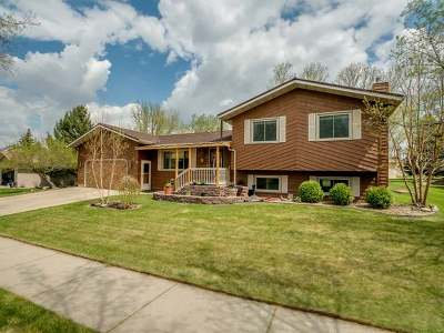 Bismarck Single Family Home For Sale: 2919 Tyler Py