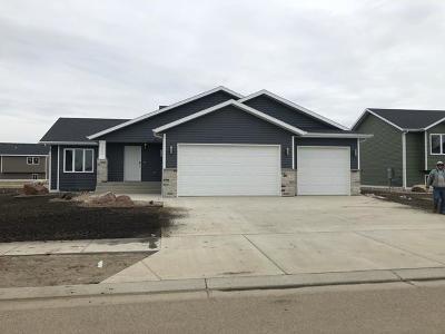 Bismarck Single Family Home For Sale: 3903 Meridian Dr