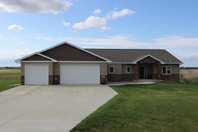 Bismarck Single Family Home For Sale: 10008 Pond Pl
