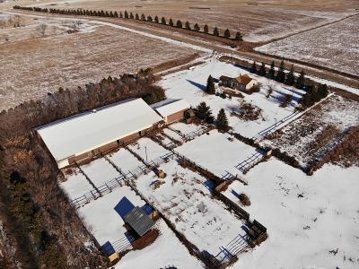 Bismarck Farm For Sale: 5100 93rd Street SE