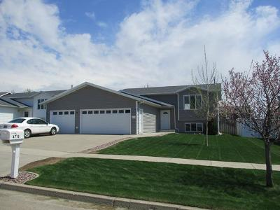 Mandan Single Family Home For Sale: 4718 37 Ave NW