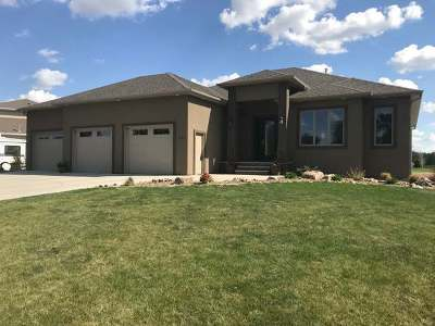 Mandan Single Family Home For Sale: 4703 Harbor Trail SE