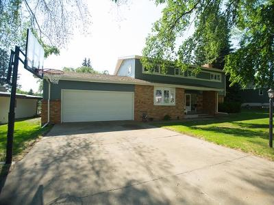 Bismarck Single Family Home For Sale: 1243 W Highland Acre Rd