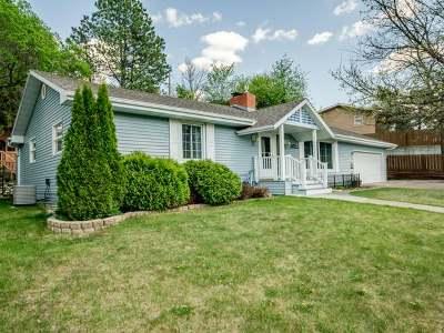 Bismarck Single Family Home For Sale: 1058 C Av W