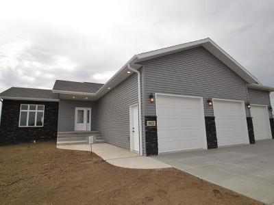 Bismarck Single Family Home For Sale: 14032 Trail Boss Way