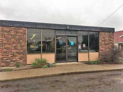 Beulah, Hazen Commercial For Sale: 602 7th St NE