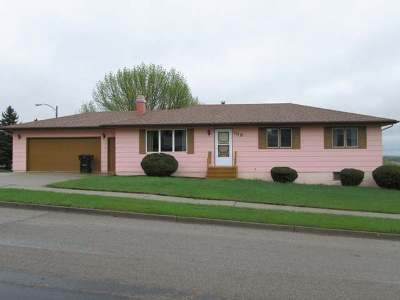 Bismarck Single Family Home For Sale: 739 32nd St N
