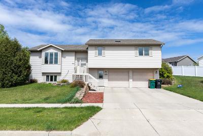 Bismarck Single Family Home For Sale: 3508 Ridgecrest Dr