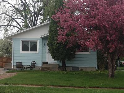 Bismarck Single Family Home For Sale: 813 Lincoln Av