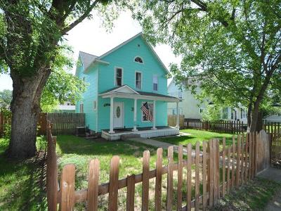 Bismarck ND Single Family Home For Sale: $210,000