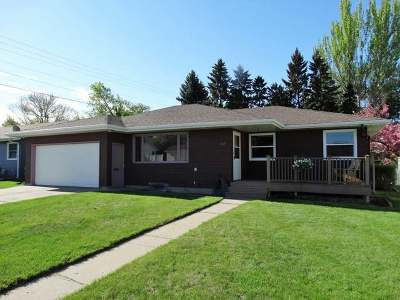 Bismarck ND Single Family Home For Sale: $193,000