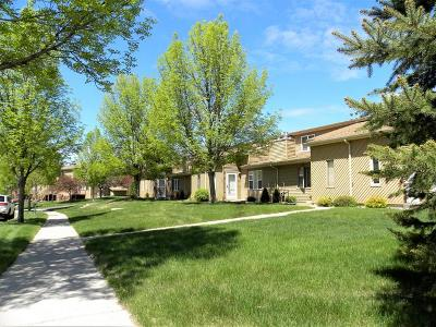 Bismarck Condo/Townhouse For Sale: 1506 Cimarron Dr