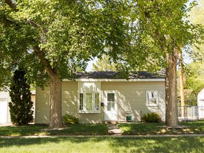 Bismarck ND Single Family Home For Sale: $124,900
