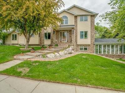 Bismarck Single Family Home For Sale: 608 Juniper Dr