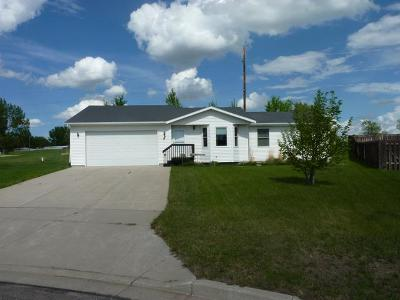 Lincoln ND Single Family Home Sold: $244,900