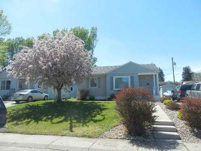Bismarck ND Single Family Home For Sale: $194,900