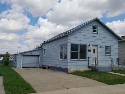 Linton Single Family Home For Sale: 216 Cedar Ave