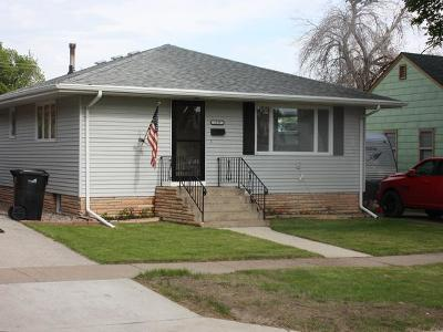 Bismarck Single Family Home For Sale: 1117 14th St N