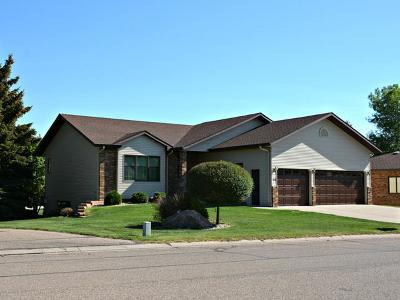 Bismarck Single Family Home For Sale: 127 Country Club Dr