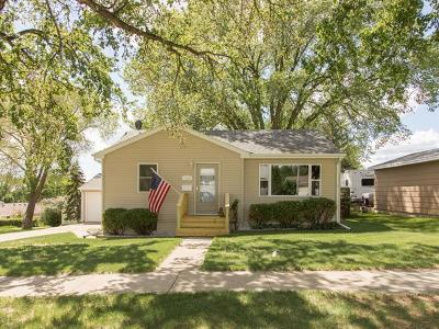 Bismarck Single Family Home For Sale: 1714 7th St N