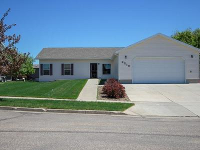 Bismarck Single Family Home For Sale: 3219 Bethany Lp