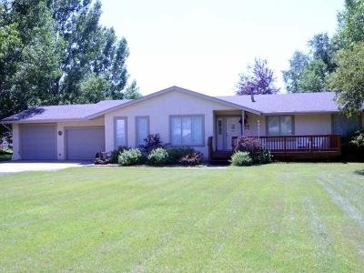 Mandan Single Family Home For Sale: 18 Captain Leach Dr