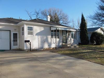 Bismarck Single Family Home For Sale: 1219 Washington St N