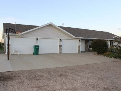 Bismarck Single Family Home For Sale: 7260 Russell Rd