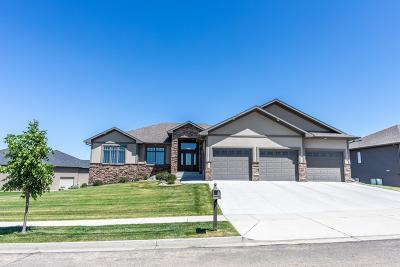 Bismarck Single Family Home For Sale: 3403 Promontory Dr