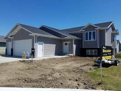 Bismarck Single Family Home For Sale: 4801 Weyburn Dr