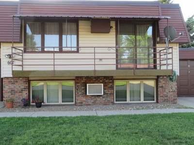 Bismarck Condo/Townhouse For Sale: 607 Interstate Av E #3