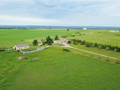 Bismarck Farm For Sale: 3095 123rd Ave NW