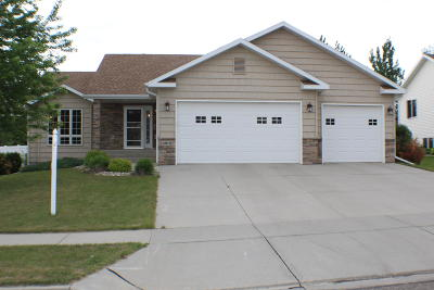 Bismarck Single Family Home For Sale: 4619 Feldspar Dr