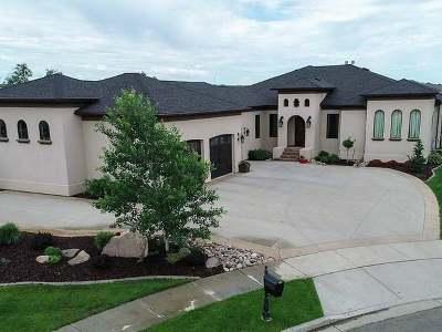Mandan Single Family Home For Sale: 3301 Bay Shore Pl SE