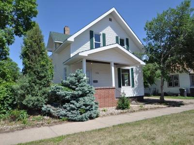 Mandan Single Family Home For Sale: 110 2nd St NW