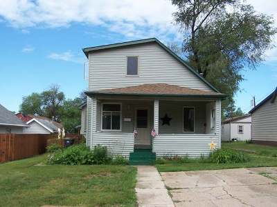 Mandan Single Family Home For Sale: 503 2nd Ave