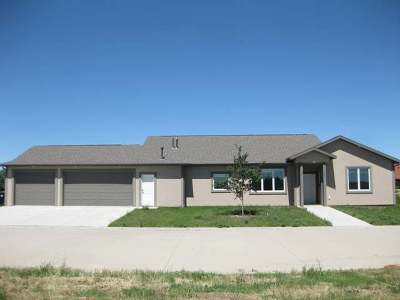 Bismarck Single Family Home For Sale: 3832 Poseidon Lp